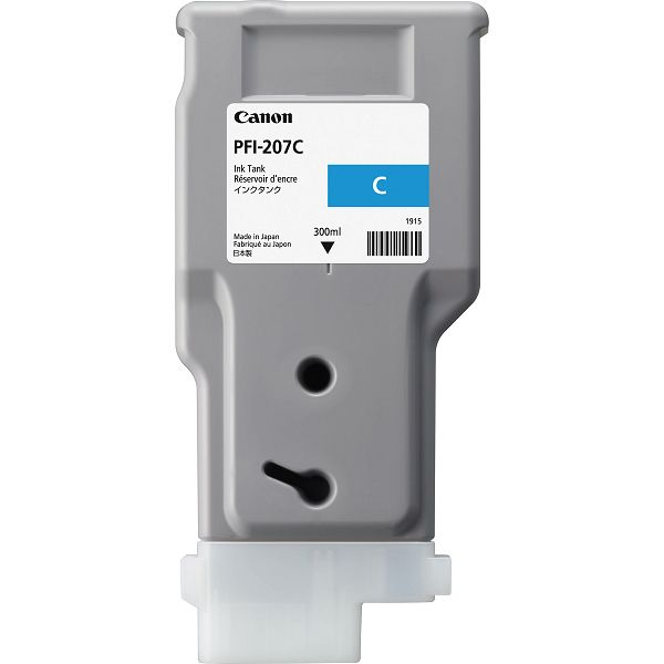Canon PFI-207 Cyan Originalna tinta