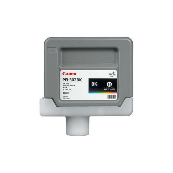 Canon PFI-302 Photo Black Originalna tinta