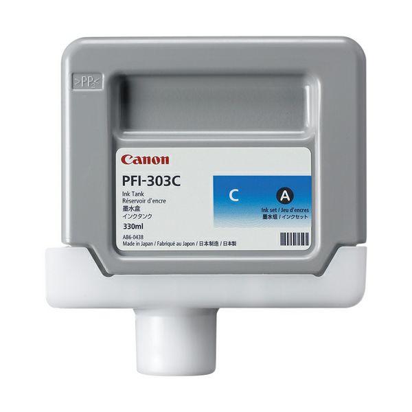 Canon PFI-303 Cyan Originalna tinta
