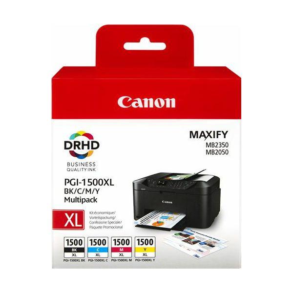 Canon PGI-1500XL Multipack Originalna tinta