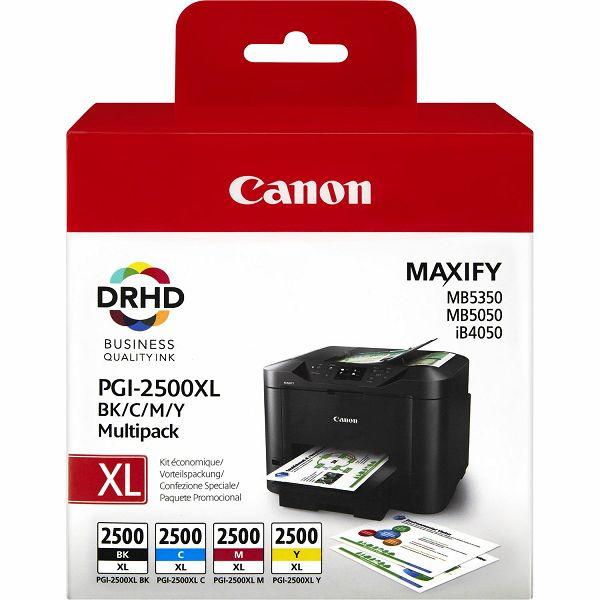 Canon PGI-2500XL Multipack Originalna tinta