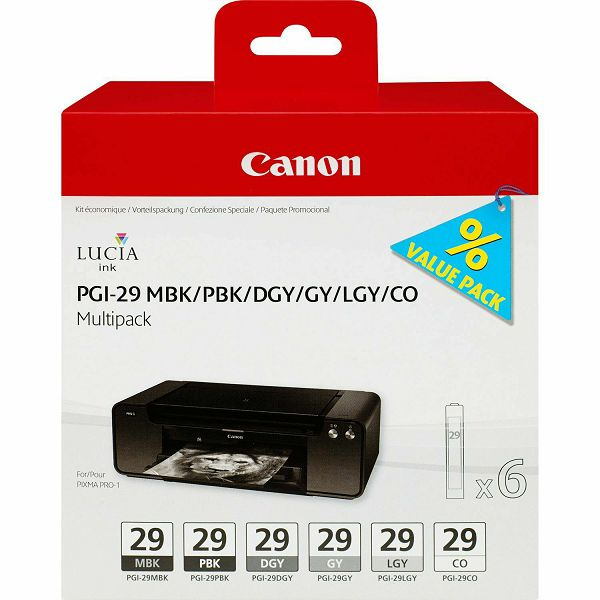 Canon PGI-29 Colour Originalna tinta