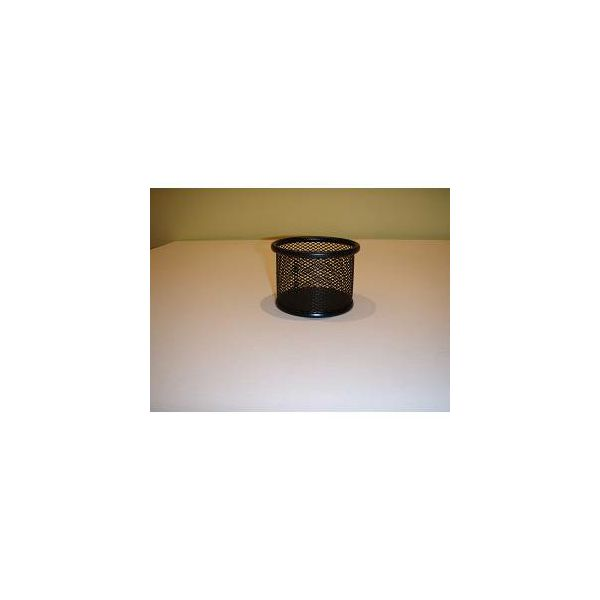 Čaša za spajalice B80205  žica crna