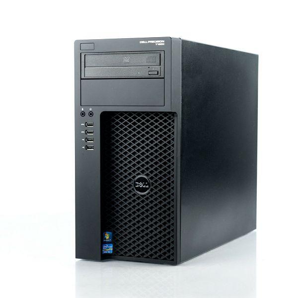 Dell Precision T1650 - 32GB DDR3 - 512GB SSD