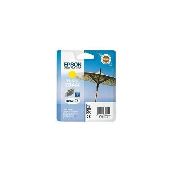 Epson T0444 XL Yellow Orginalna tinta