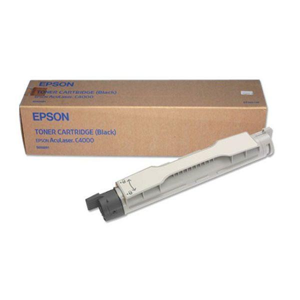 Epson C4000 Black Originalni toner