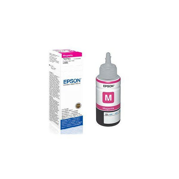 Epson T6733 CISS Magenta Orginalna tinta