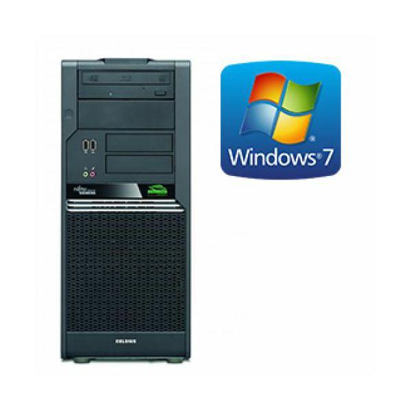 Fujitsu Siemens Celsius W380 + Windows 7 Home Premium MAR