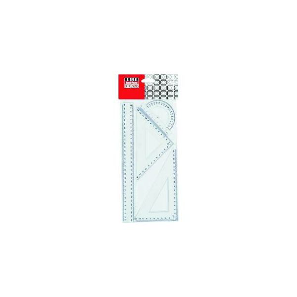 Geometrijski set Memoris srednji MF20616