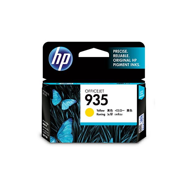 HP C2P22AE No.935 Yellow Orginalna tinta