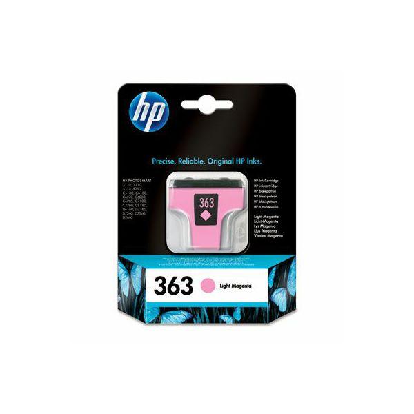 HP C8775EE No.363 Light Magenta Orginalna tinta