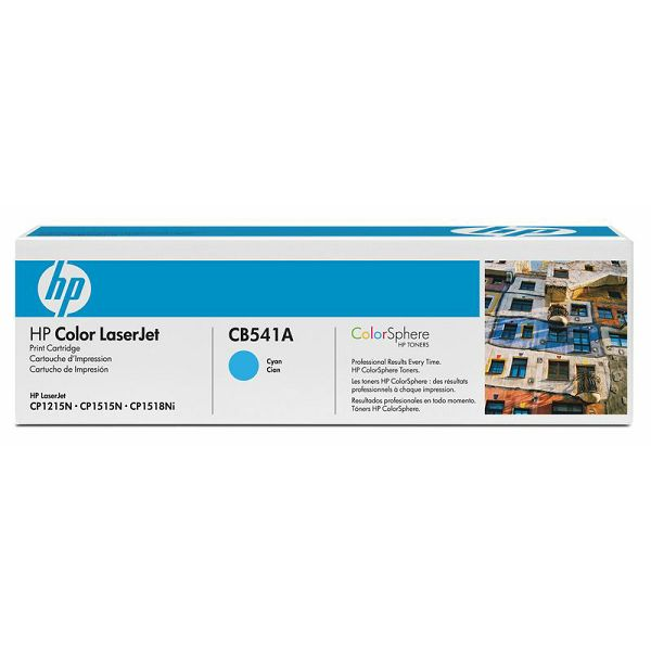 HP CB541A 125A Cyan Orginalni toner