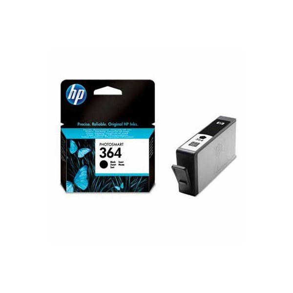 HP CB316EE No.364 Black Orginalna tinta