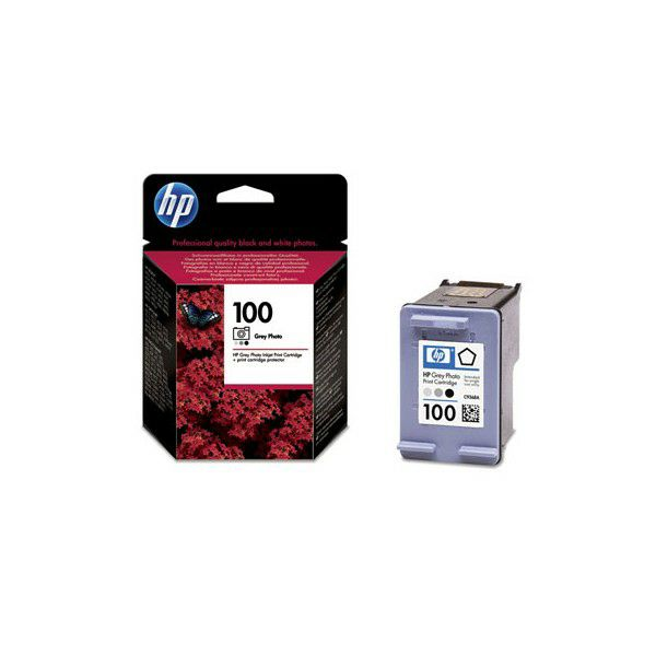 HP C9368AE No.100 Photo Grey Originalna tinta