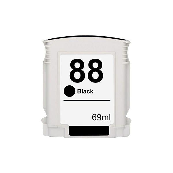 HP C9396A No.88XL BLACK ZAMJENSKA TINTA