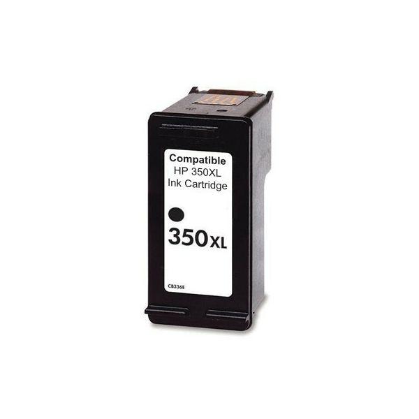 HP CB336EE No.350XL BLACK ZAMJENSKA TINTA