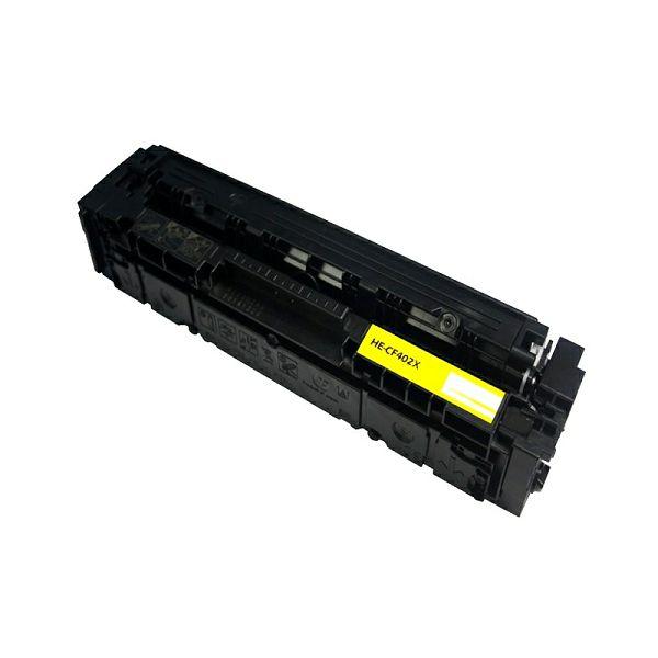 HP CF402X 201X YELLOW ZAMJENSKI TONER