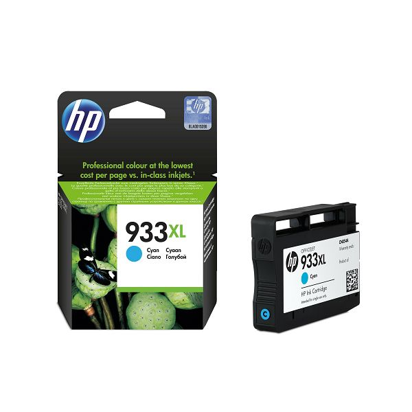 HP CN054AE No.933XL Cyan Orginalna tinta