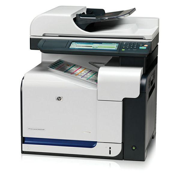 HP Color LaserJet CM3530 MFP (CC519A)