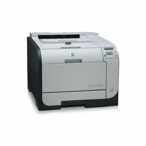HP Color LaserJet CP2025 N