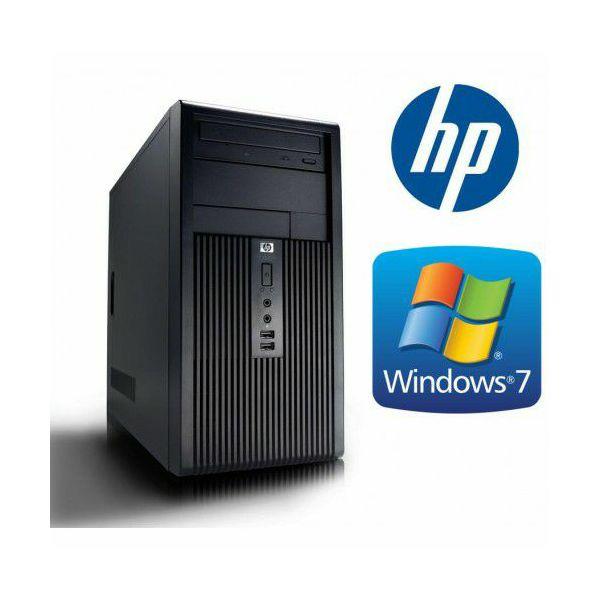 HP Compaq DX2300 + Windows 7 Home Premium MAR