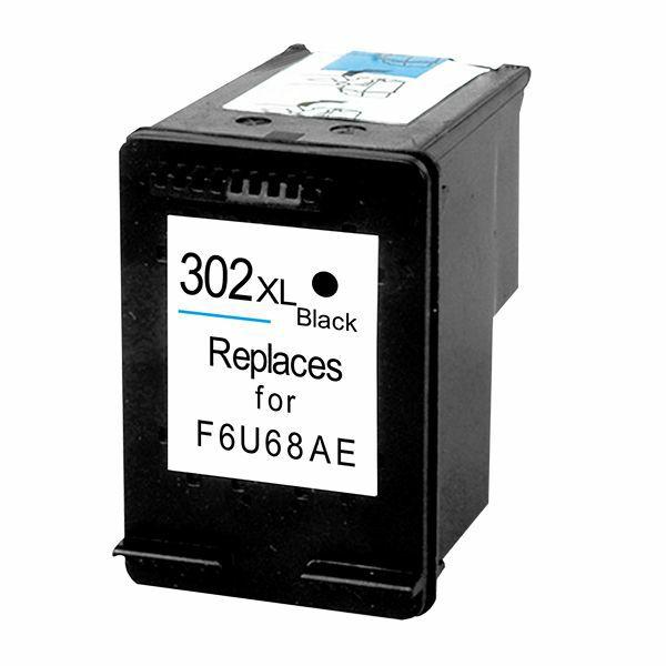 HP F6U68AE No.302XL BLACK ZAMJENSKA TINTA