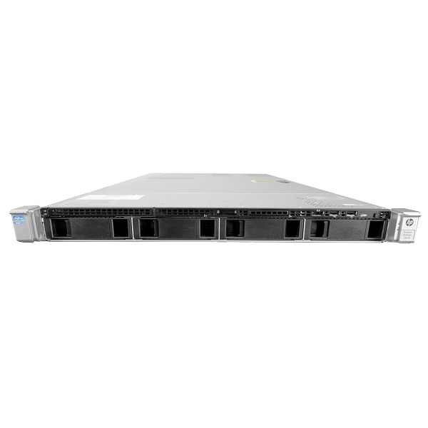 HP ProLiant DL360e G8 - 1 x Hexa Core