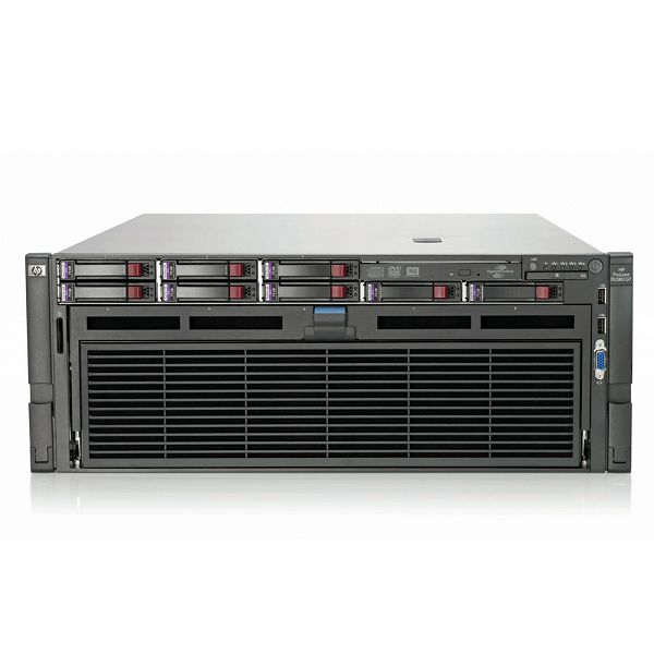 HP ProLiant DL580 G7 - 2 x Deca 10-Core