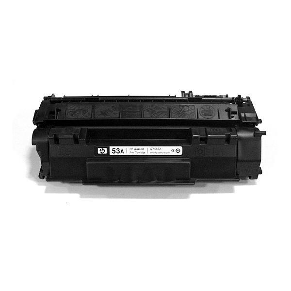 HP Q7553A 53A BLACK ZAMJENSKI TONER