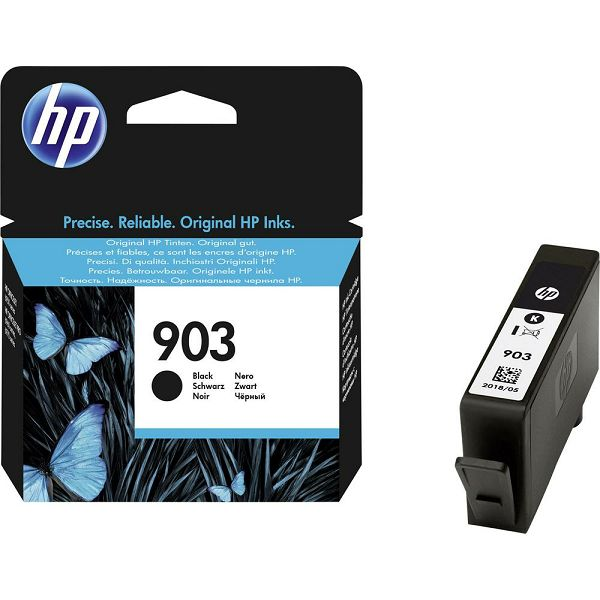 HP T6L99AE No.903 Black Originalna tinta