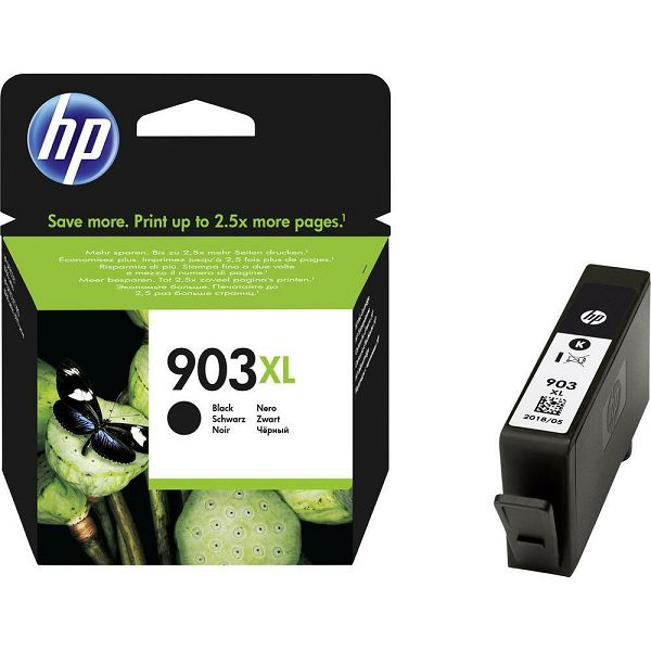 HP T6M15AE No.903XL Black Originalna tinta