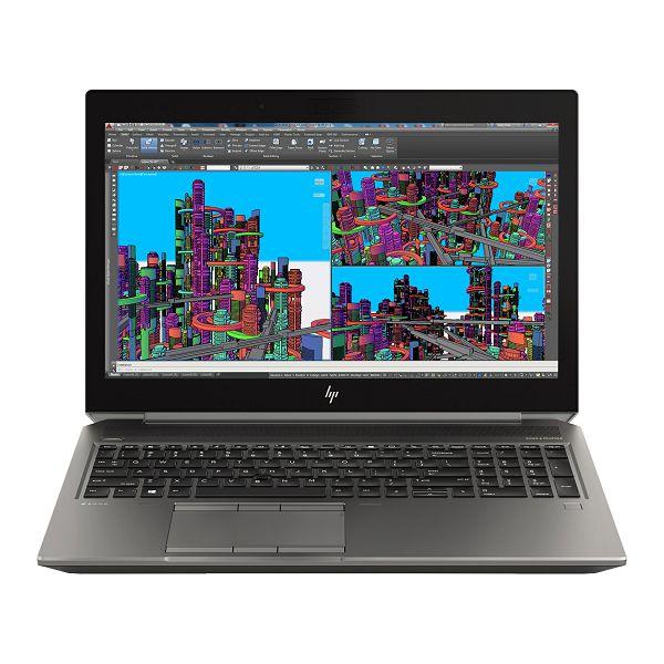 HP ZBook 15 - Core i7 Quad (4. gen), 15.6