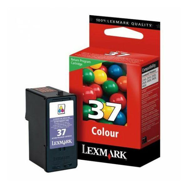 LEXMARK 18C2140E 37 COLOR TINTA