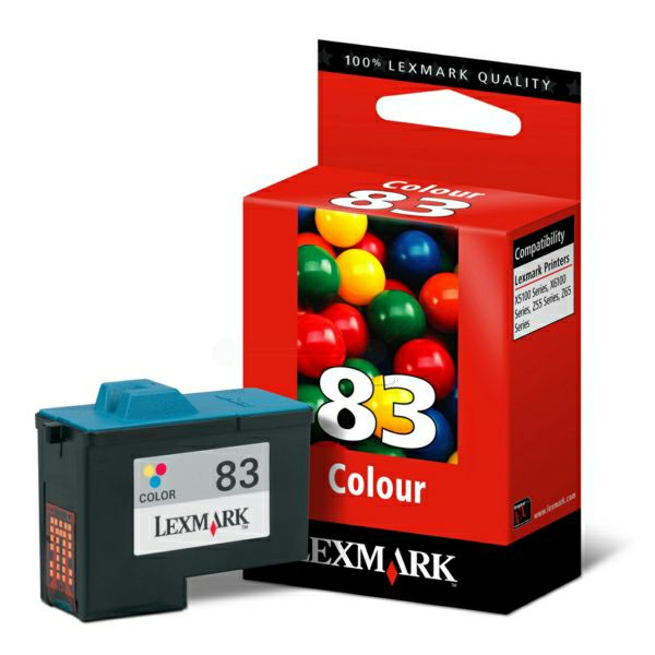 LEXMARK 18LX042E 83 COLOR TINTA