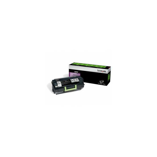 LEXMARK 525X 52D5X00 BLACK ORGINALNI TONER