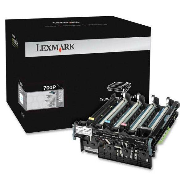 LEXMARK 700P 70C0P00 COLOR ORGINALNI TONER