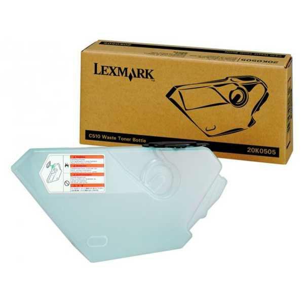 LEXMARK C510 20K0505 COLOR WASTE ORGINALNI TONER BOTTLE