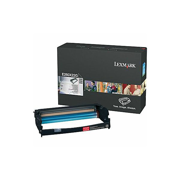 LEXMARK E260 E260X22G COLOR PHOTOCONDUCTOR