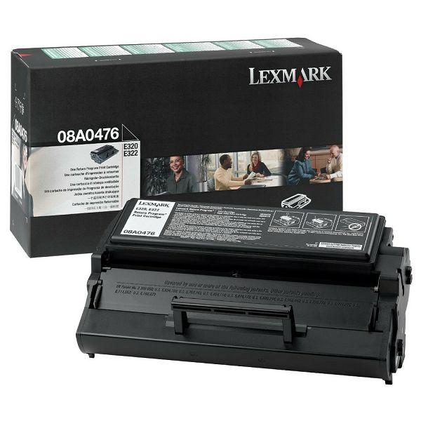 LEXMARK E320  BLACK ORGINALNI TONER
