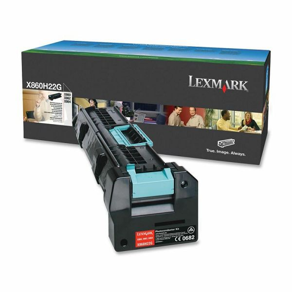 LEXMARK X86xde X860H22G COLOR PHOTOCONDUCTOR