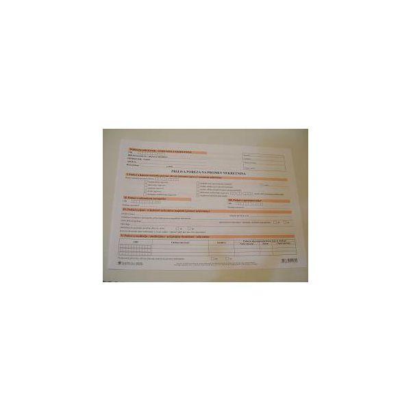 Obrazac prijava poreza na promet nekretnina IX-209