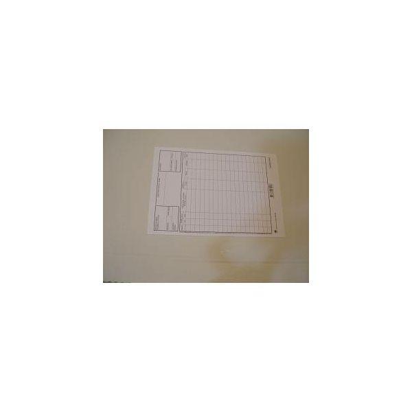 Obrazac skladišna kartica I-4b/ž