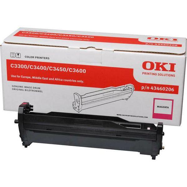 Oki C3300/3400/3450 Magenta Originalni image drum