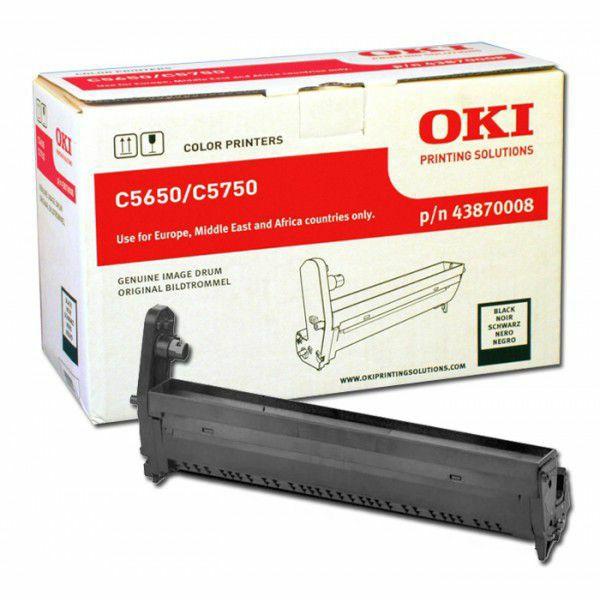 Oki C5650/C5750 Black Originalni image drum