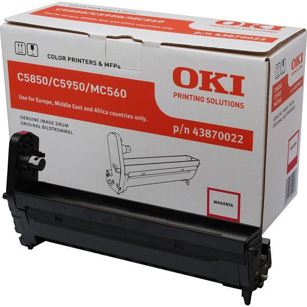 Oki C5850/C5950 Magenta Originalni image drum