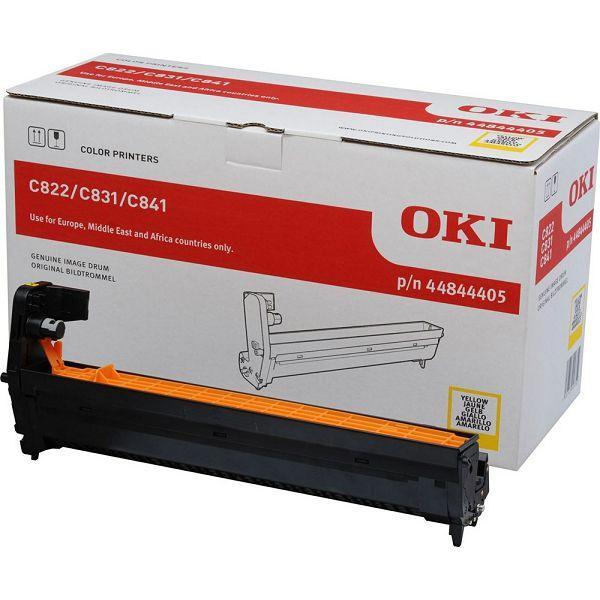 Oki C822/831/841 Yellow Originalni image drum