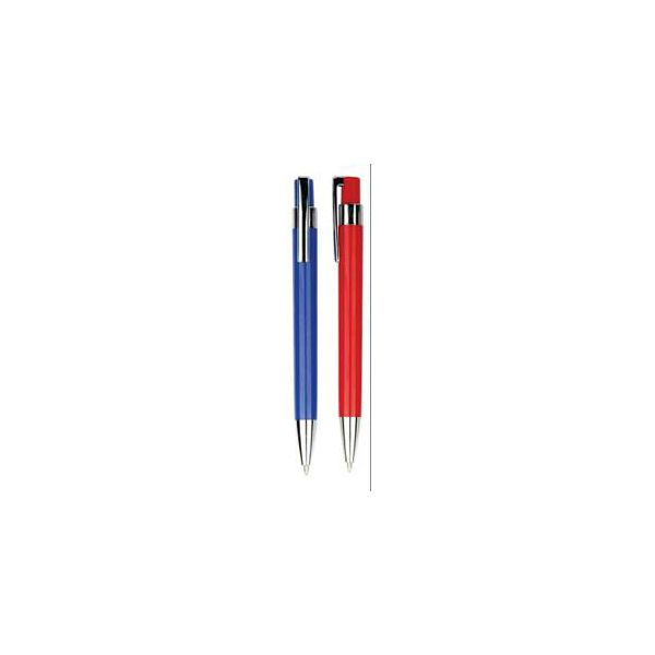Olovka kemijska Mljet plava