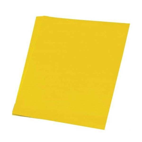 Papir hamer 130g 50X70 191905 žuti