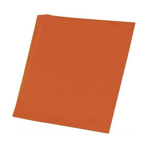 Papir hamer 300g 50X70 191311 narančasta