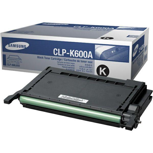 Samsung CLP-K600A Black Originalni toner